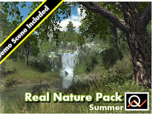 Real Nature Pack 1:  Summer v2