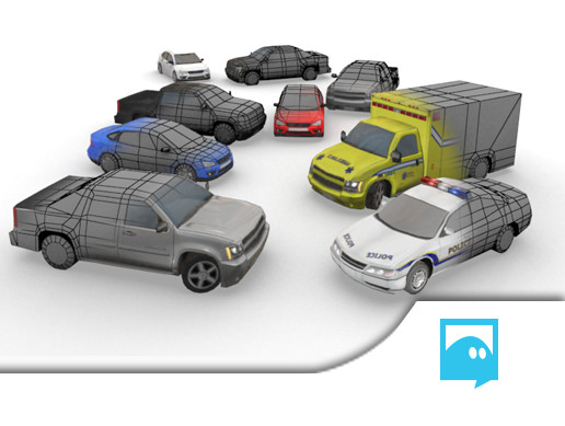Mobile Car Pack 2