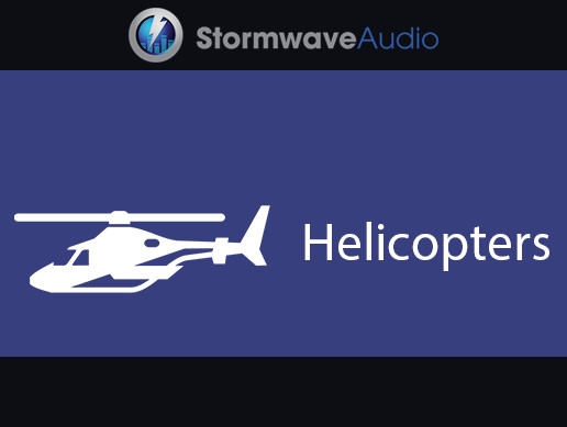 Helicopter Interior SFX Pack 1