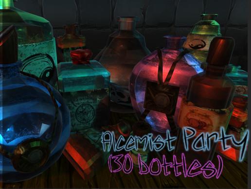 Alcemists Party (30 bottles)