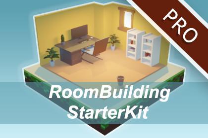 Room Building Starter Kit Pro