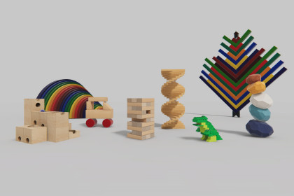 Tsumiki -Toy Blocks-