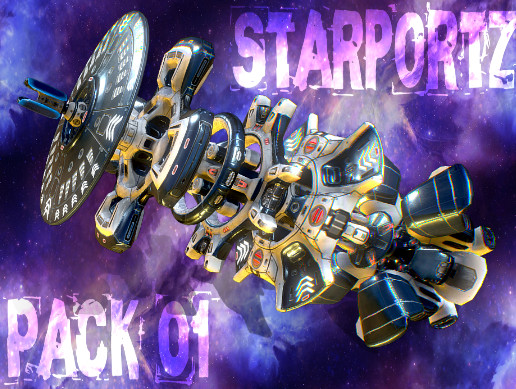 StarportZ Pack 01
