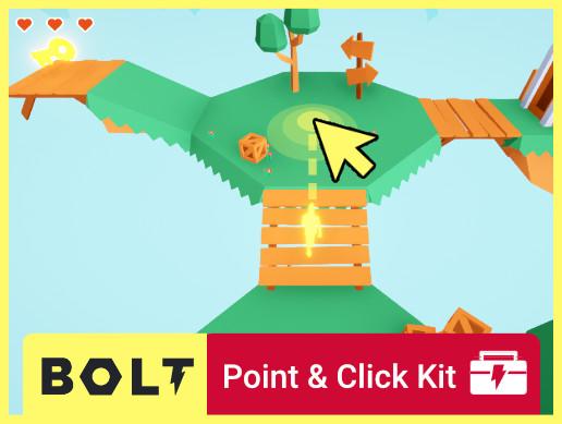 Bolt Kit: Point & Click