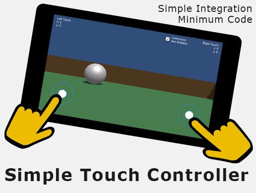 Simple Touch Controller