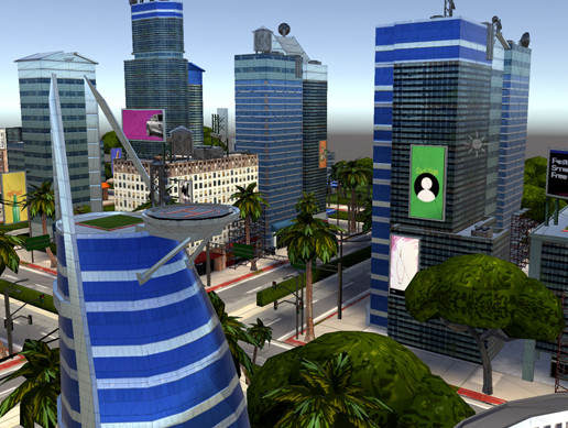 LA Inspired City Pack (Mobile Friendly)