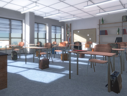 Classroom - School