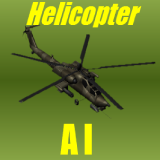 FPS Army Helicopter AI