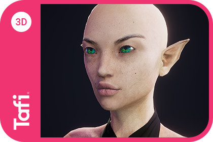 Beckett Female from Tafi
