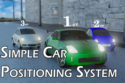 Simple Car Positioning System