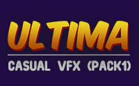 Ultima casual VFX (pack 1)
