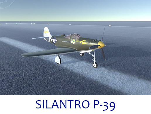 Silantro P-39Q Airacobra