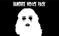 Banshee Voice Pack