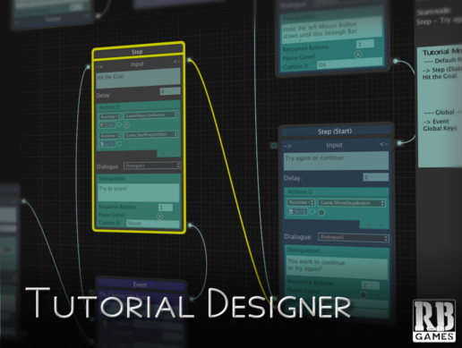 Tutorial Designer