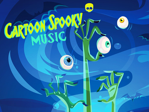Cartoon Spooky Music Pack