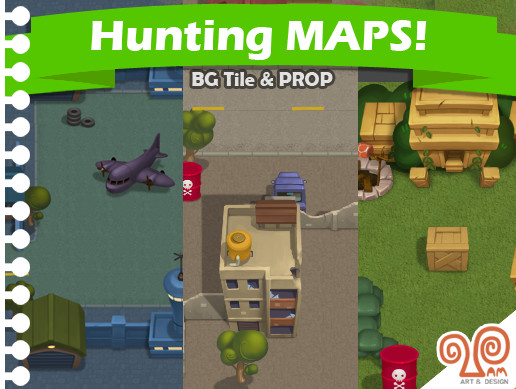 Hunting Maps