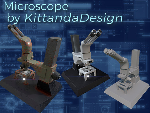 Science Lab - Microscope
