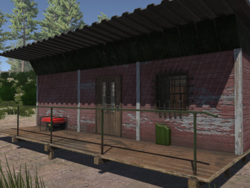 Wasteland Cabin