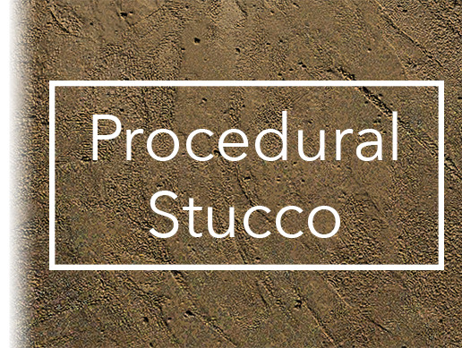 Procedural Stucco