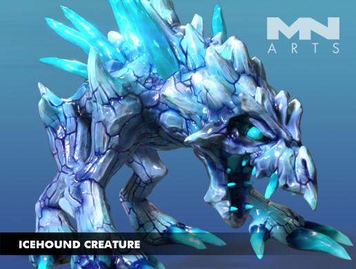 IceHound Creature