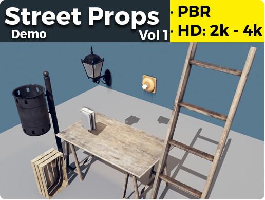 Street Props Vol 1 Demo