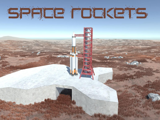 Space Rocket Models