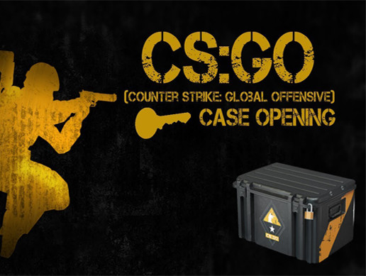 Templates case CS:GO systems. Full games template