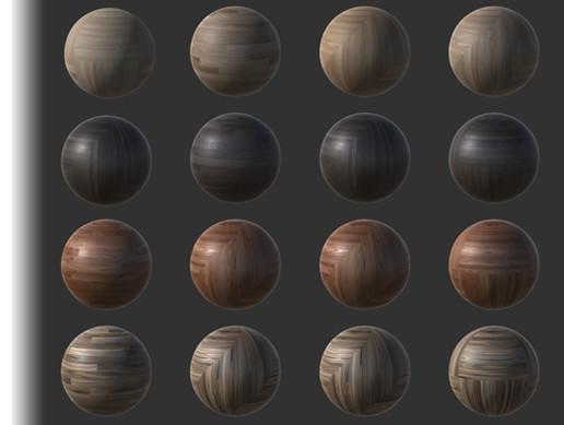 Material Pack - Wood Flooring (4K)