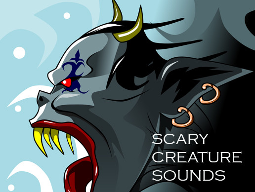 Scary Creature Sounds