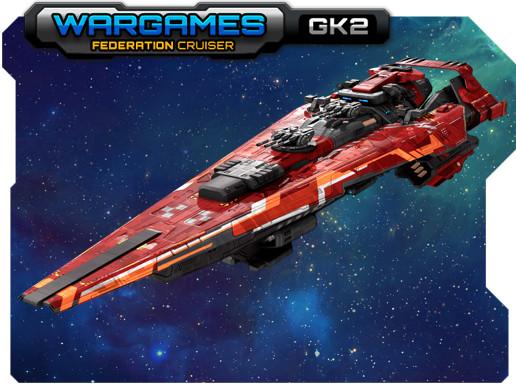 Federation Cruiser GK2
