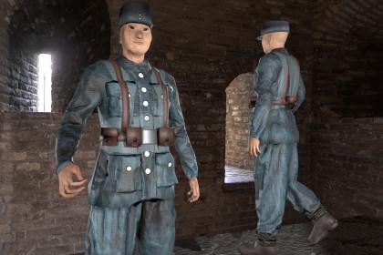 German soldier WWII - WarArm
