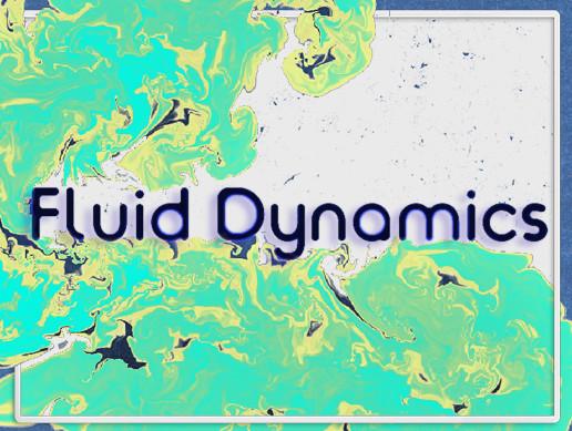 Fluid Dynamics - 2D GPU Particle System Fluid Simulation.