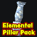 Elemental Pillar Pack