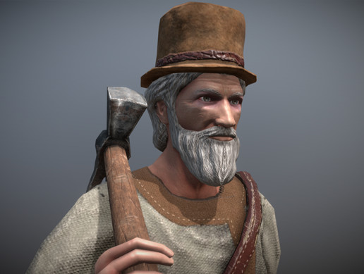 Peasant (Villager) Old Man