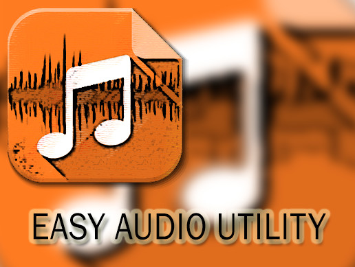 Easy Audio Utility