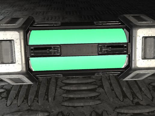 HiTech SciFi Energy Cell