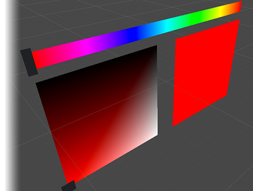 Simple color picker - Asset Store