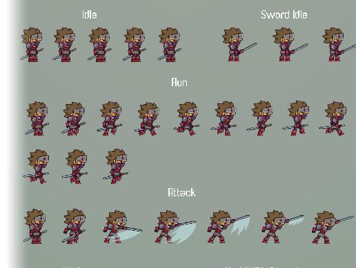 Ninja Sprite Sheet (Free) - Asset Store