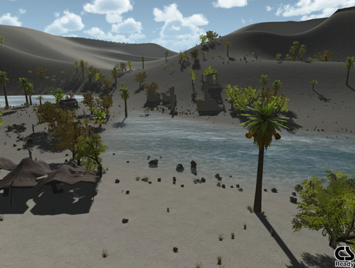 Dunes Terrain Volume 1