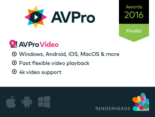 AVPro Video (Enterprise Edition)