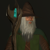 Old mage