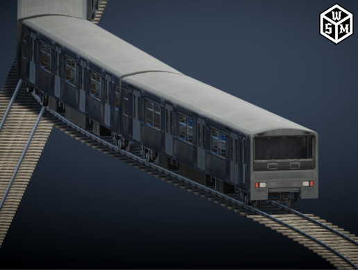 Subway Controller - Expansion Pack for Train Controller (Railroad System)