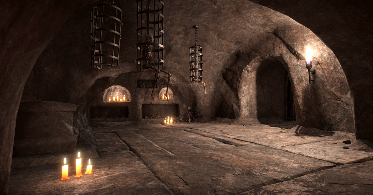 Ancient Catacombs