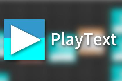 PlayText - Dialogue Node Based Editor