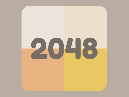 Brick Game 2048 - Mobile Game Template
