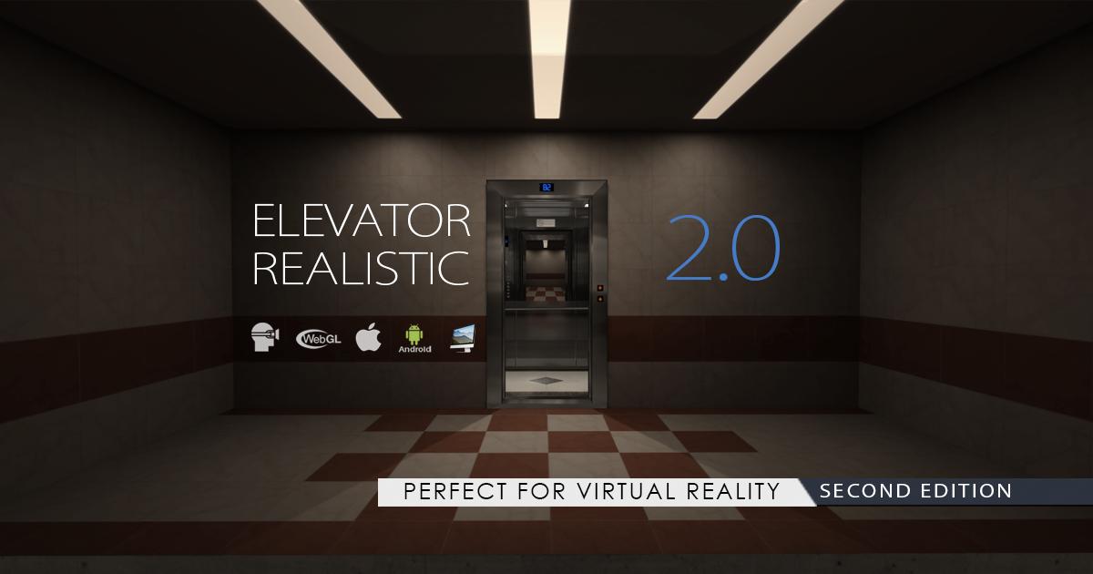 Realistic Elevator 2.0