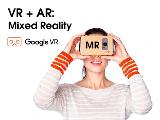 VR + AR: MR Camera with Google VR SDK — Mixed Reality