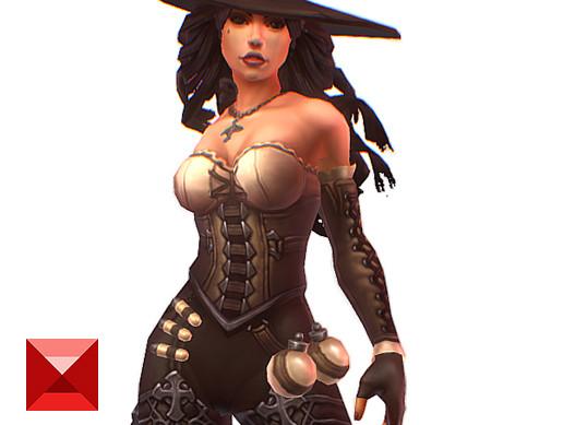 Demon Huntress