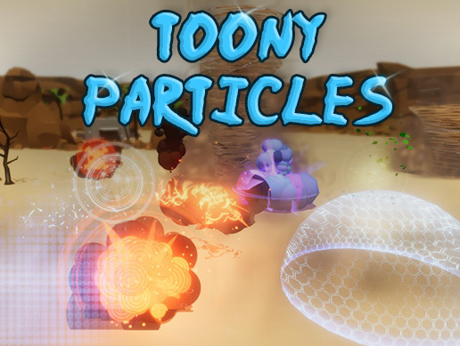 Toony Particles