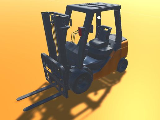 Easy Forklift Controller